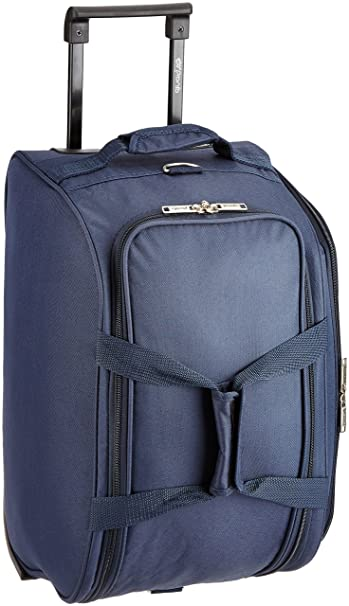 842df37c5 Pronto Miami Polyester 55 cms Navy Blue Travel Duffle (6572 - BL ...