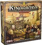 Fantasy Flight Games Current Edition Kingsburg 2Nd Edition Board Game
