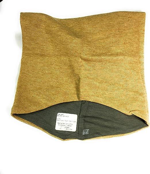 Mrawp Fleece Reversible Heavyweight 2-Ply Neck Warmer//Gaiter
