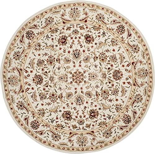 Safavieh Chelsea Collection HK78C Hand-Hooked French Country Wool Area Rug