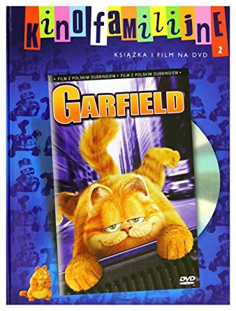 Amazon Com Garfield Dvd Ksia ĺtka Import Pas De Version Francaise Movies Tv