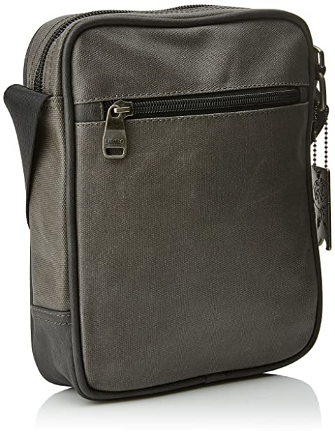 LIBERTO Herren 271875 Schultertasche, Grau (Gris), 5x25x20 cm: Amazon.de:  Schuhe & Handtaschen