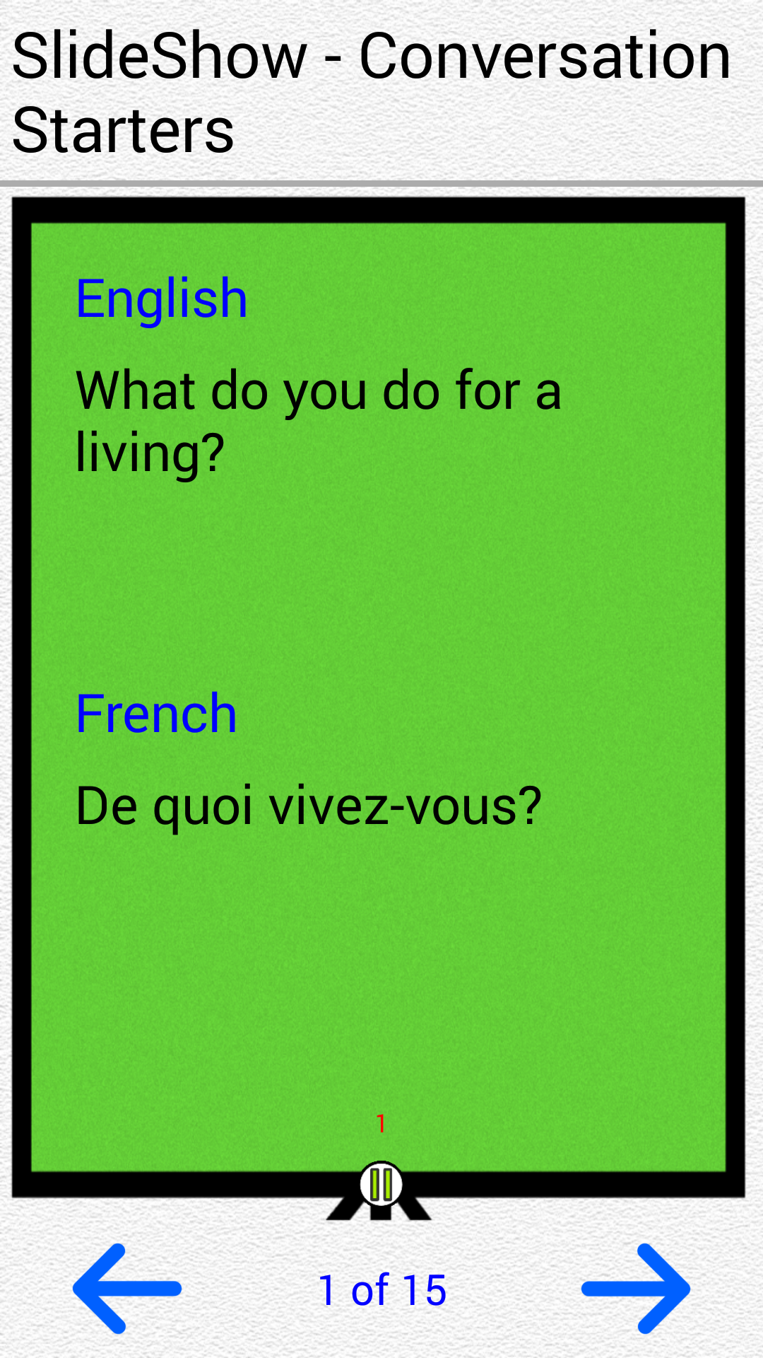 Amazon Learn French For Beginners Appstore For Android