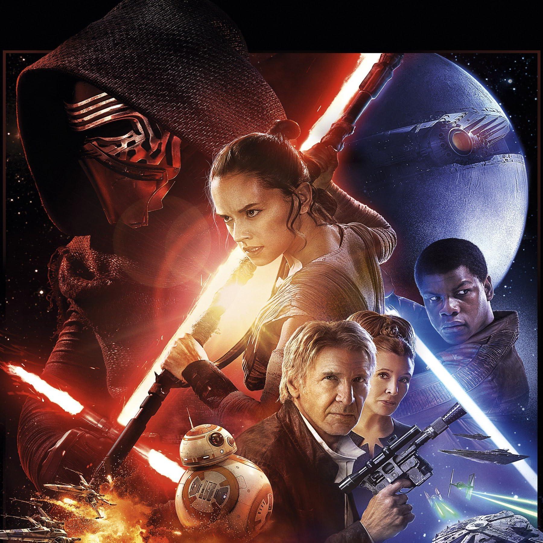 スター ウォーズ Star Wars Ipad壁紙 フォースの覚醒 レイ ハン