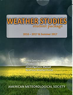 Weather studies investigations manual american meteorological weather studies 2016 2017 ebook access card fandeluxe Image collections