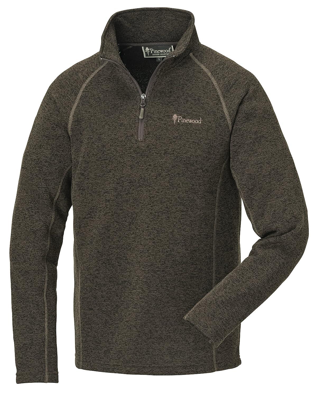 Pinewood Herren Fleece Sweater John