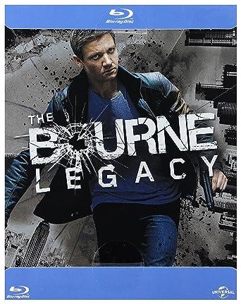 The Bourne Legacy Steelbook Blu-Ray Region B IMPORT No hay versión ...