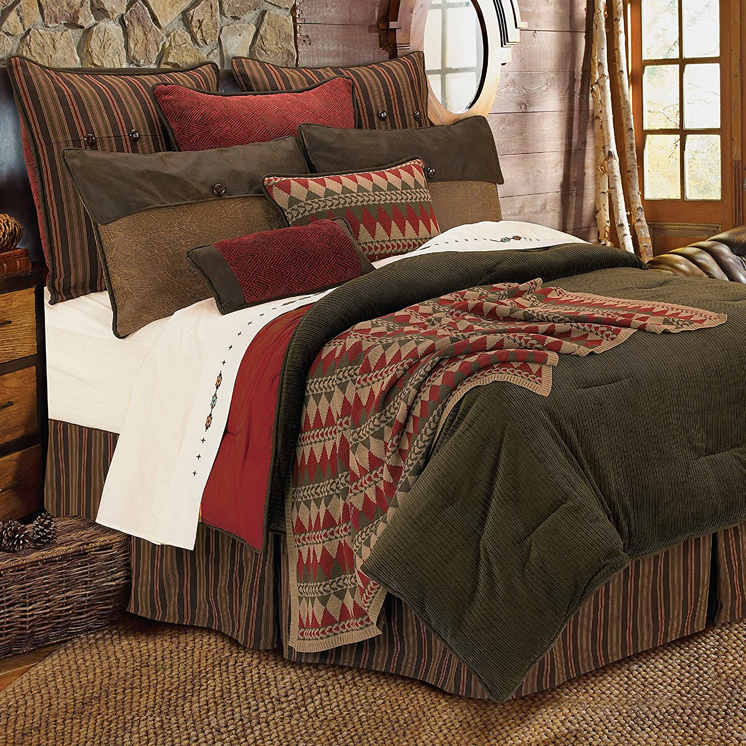 s browning rustic covers whitetails cabin queen kimlor bedding duvet lodge set product comforter