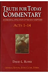 Acts 1-14 (Truth for today commentary) Hardcover