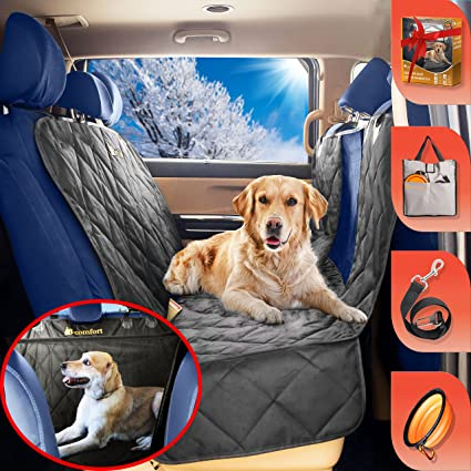 b  fort pet car seat cover for dogs unique clear view window large amazon     b  fort pet car seat cover for dogs unique clear      rh   amazon