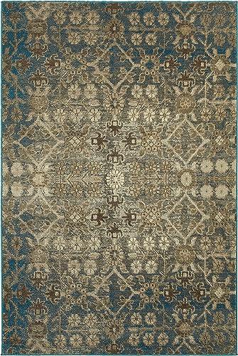 Oriental Weavers Pasha 5'3″ x 7'6″ Machine Woven Rug