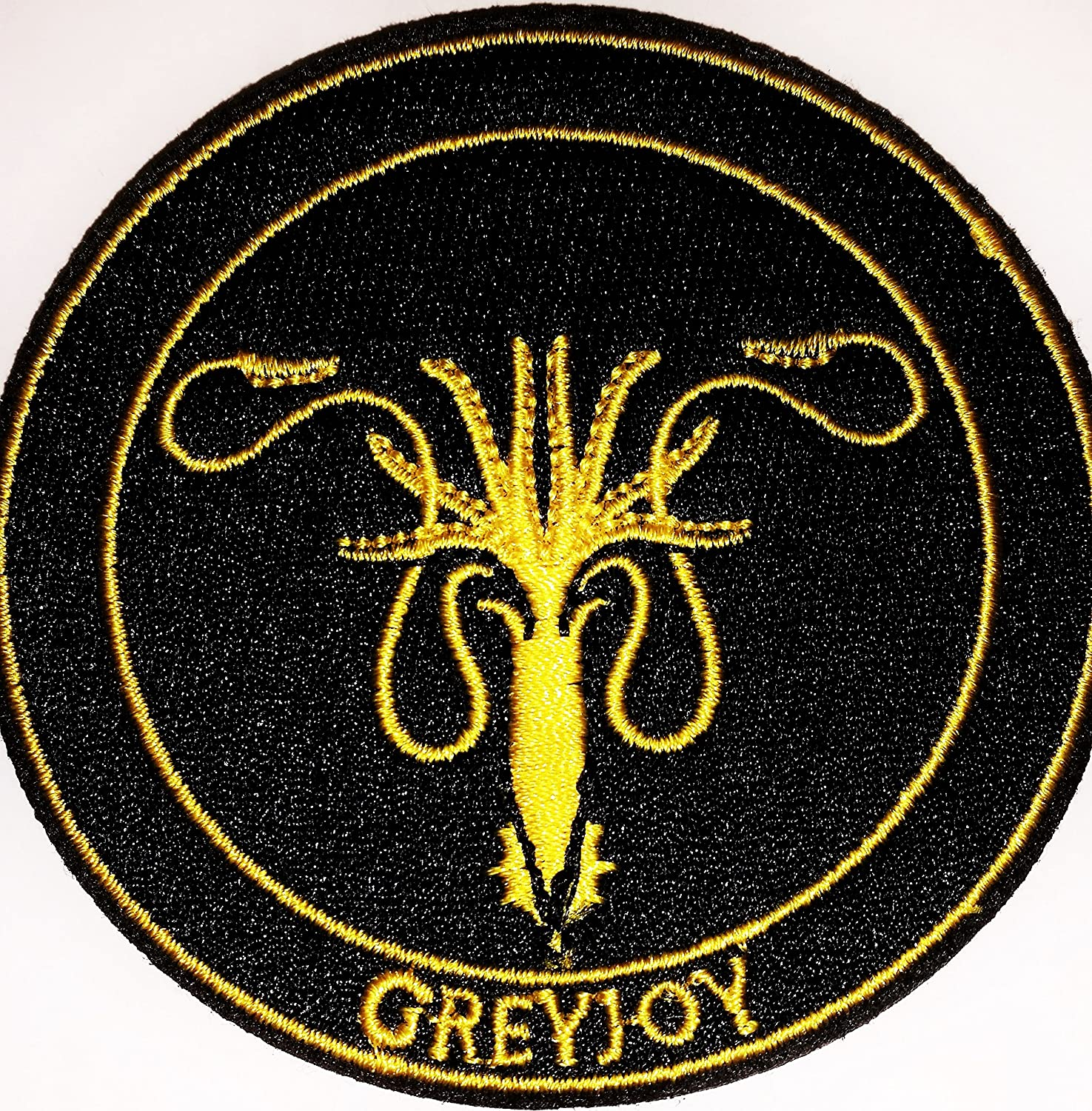 Patch écusson Game of thrones Greyjoy   Neuf