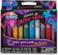 Elmer's 3D Washable Glitter Pens, Classic Rainbow, Pack of 10 Pens (E199)
