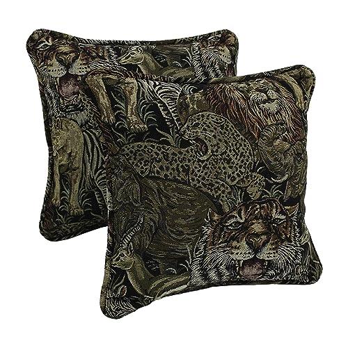 Safari Pillows Amazon Cool Safari Decorative Pillows