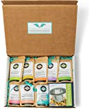 Pregnancy Tea - Perfect Pregnancy Gift for Women - Birds & Bees Teas Sampler Set is a Favorite for Expecting Mother's - Great Pregnant Mom Gift for First Time Moms and Pregnancy Announcement Gift