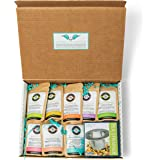 Birds & Bees Teas - Pregnancy Tea Organic Sampler Set, Perfect Pregnancy Gift for Women and Pregnant Mom Gift for First Time