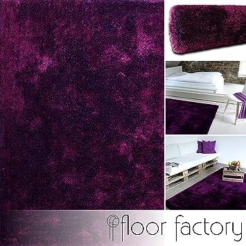 Floor Factory Moderner Teppich Seasons Lila Violett 160x230 Cm