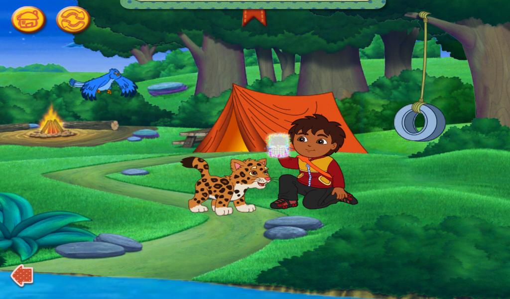 Las vacaciones de Dora y Diego: Amazon.es: Appstore para