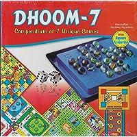 DFS Dhoom 7 Compendium of 7 Unique Games