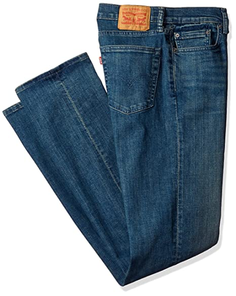 Levis Mens Big and Tall 514 Straight-Fit Jean