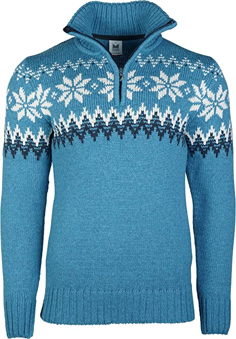 Dale of Norway Mens Dale Christmas Masc Sweater