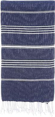 462334aafe Cacala 100% Cotton Pestemal Turkish Bath Towel