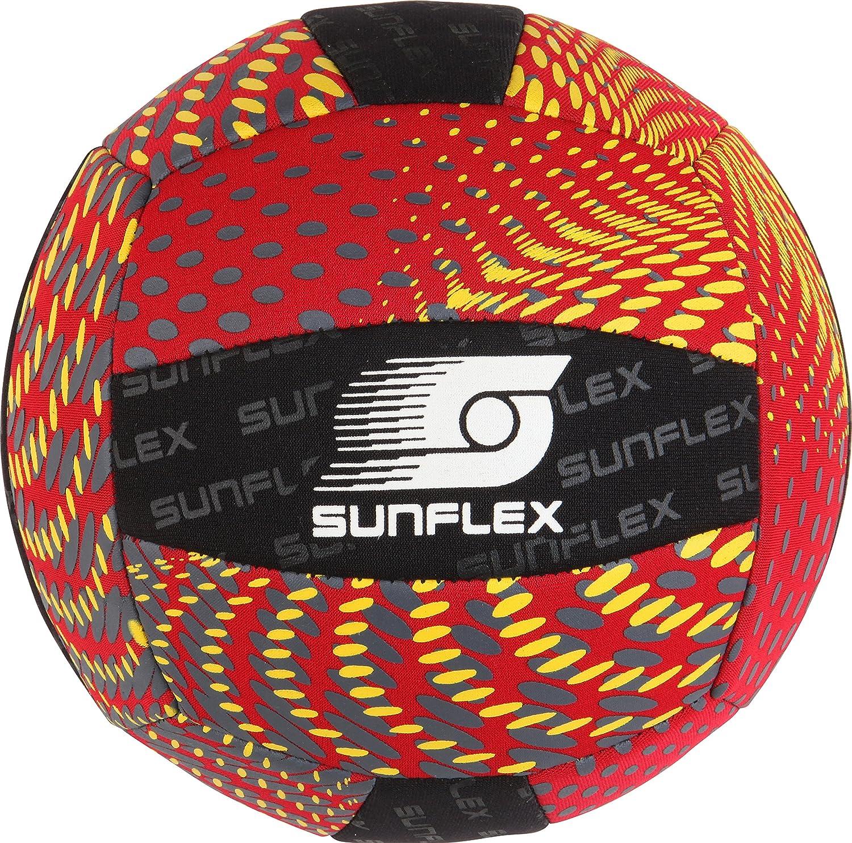 Neopren FunballStrand SpielballBall Sunflex Beachball Fisch Größe 5