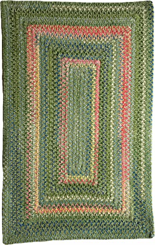 Capel Bailey Area Rug, 3 x 5 , Greenhouse