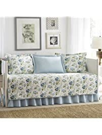 Shop Amazoncom Daybed Sets - Blue and brown daybed comforter sets