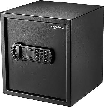 AmazonBasics - Caja fuerte para casa, 30 l: Amazon.es: Bricolaje y ...