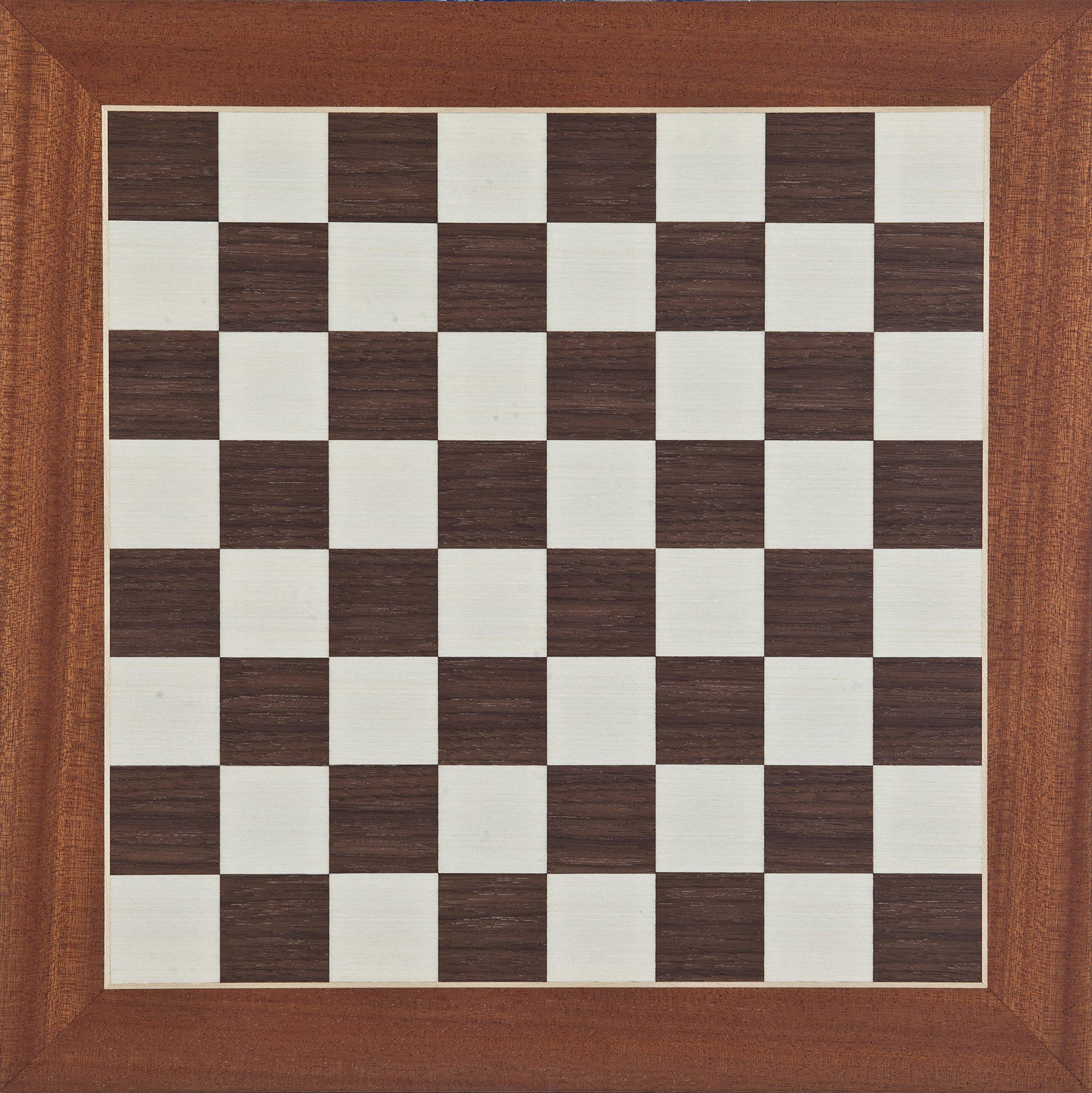 American West Chessmen & Stuyvesant Street Chess Board from Spain