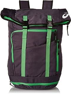 8888883e5b47 ASICS Tm X-OverTM Backpack, Black/Black, One Size, Hiking Daypacks ...