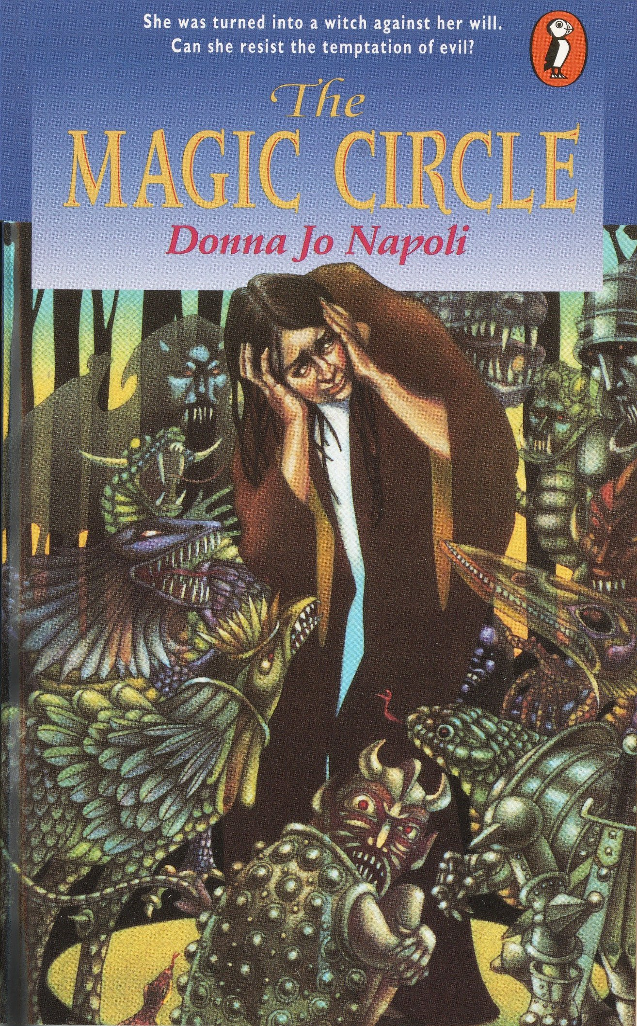 Amazon.com: The Magic Circle (9780140374391): Donna Jo Napoli: Books