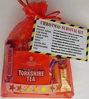 Sticky present from santa