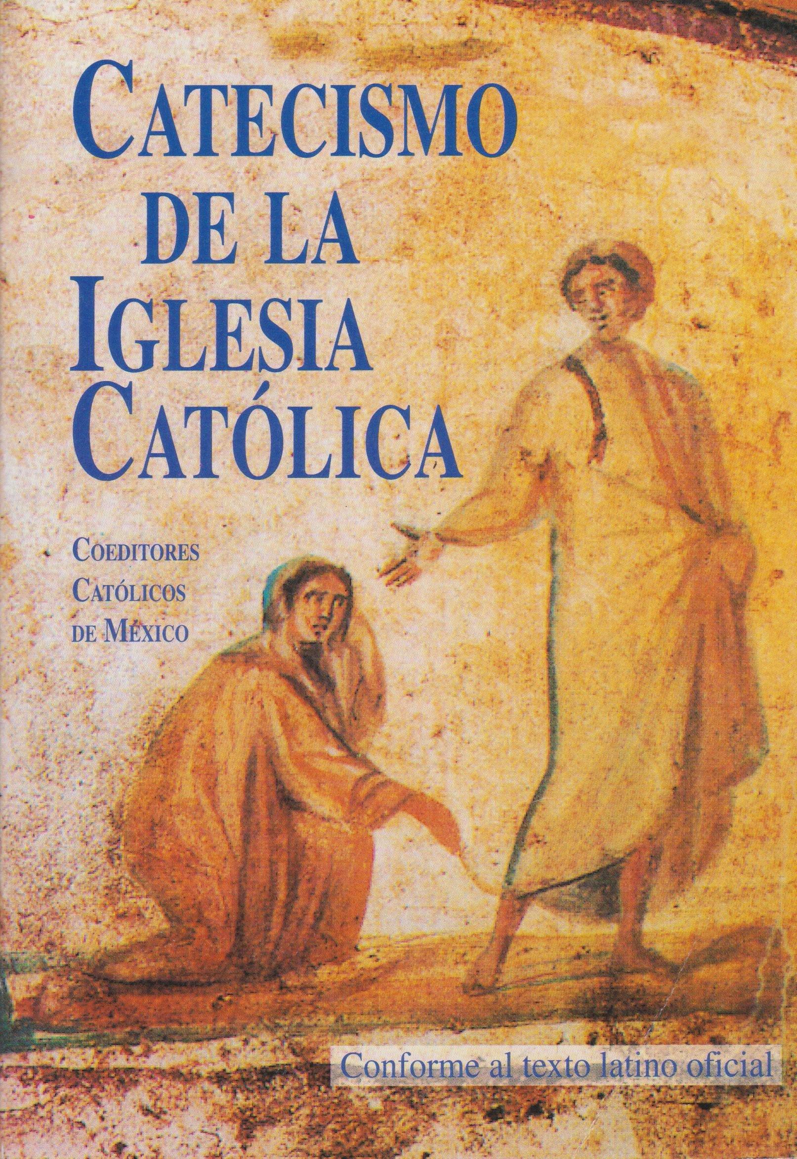 Resultado de imagen de Catecismo de la Iglesia Católica