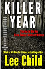 Killer Year: Stories to Die For Kindle Edition