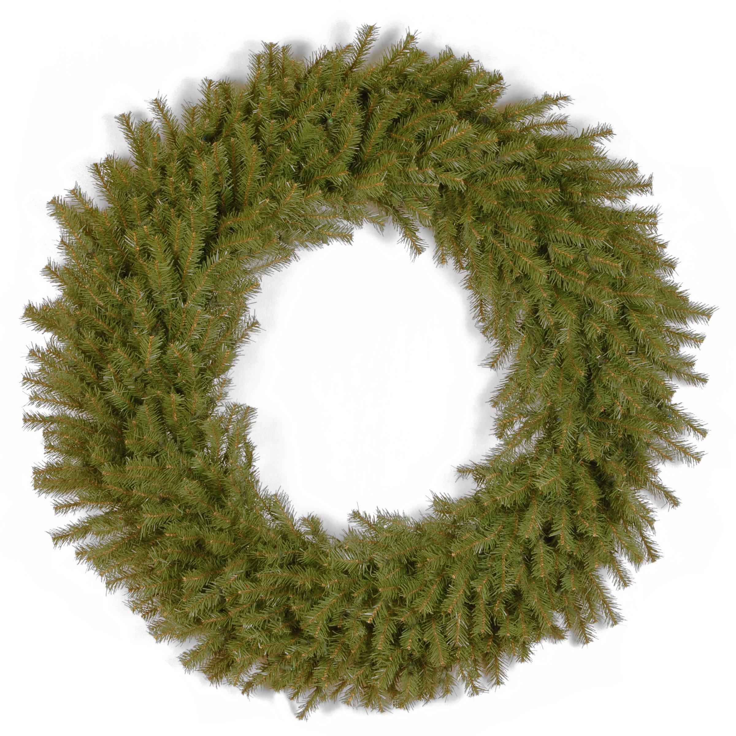 National Tree 48 Inch Norwood Fir Wreath (NF-48W)