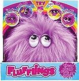 Flufflings - 28091 - Jeu Electronique - Peluche electronique - Okki - Violet clair