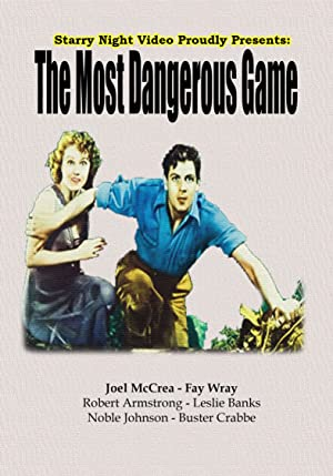 Amazon Com Watch The Most Dangerous Game Prime Video