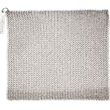 Amazon Com Knapp Made Cm Scrubber 4 Quot Chainmail Scrubber