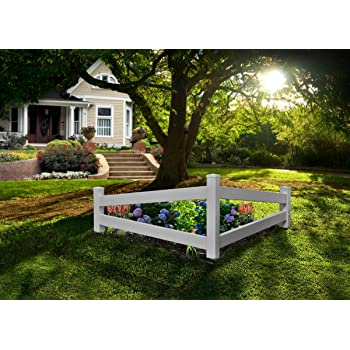 Amazon Com Cedarlooks 0600550 Corner Accent Fence