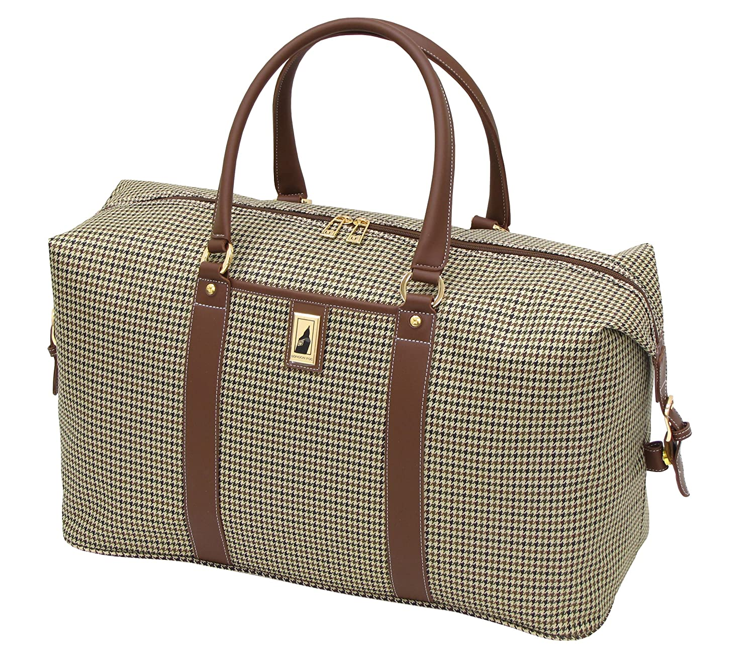 London Fog Cambridge 22 Inch Weekender Olive