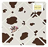 Sweet Jojo Designs Wild West Collection Cow Print