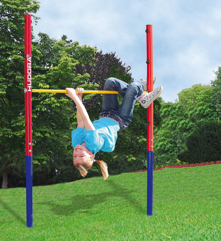 Barra de ejercicios de gimnasia Hudora 64000