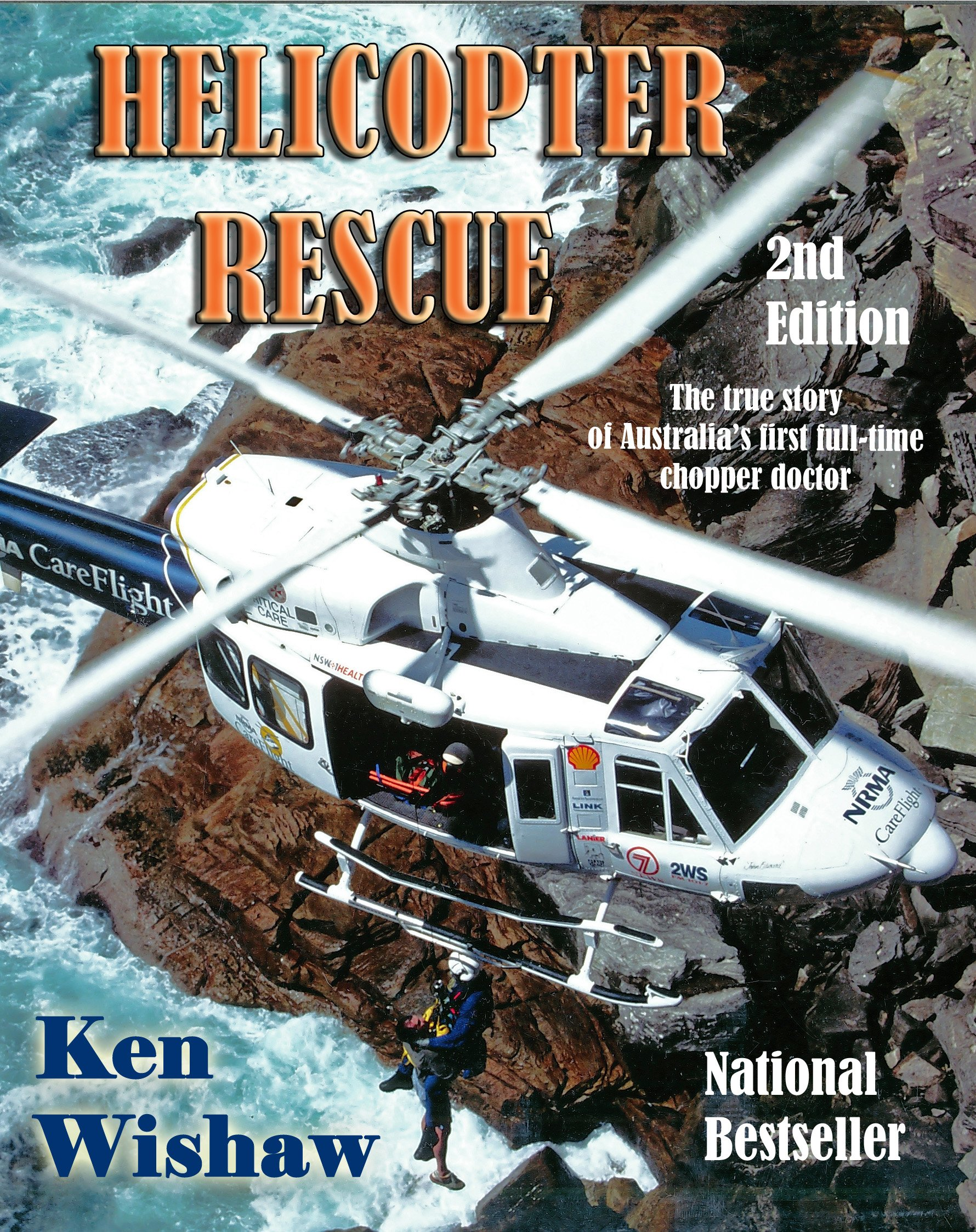 Helicopter Rescue  English Edition