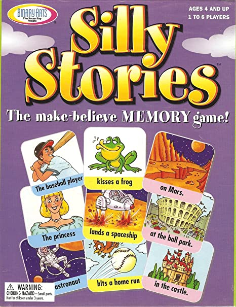 Image result for silly stories game