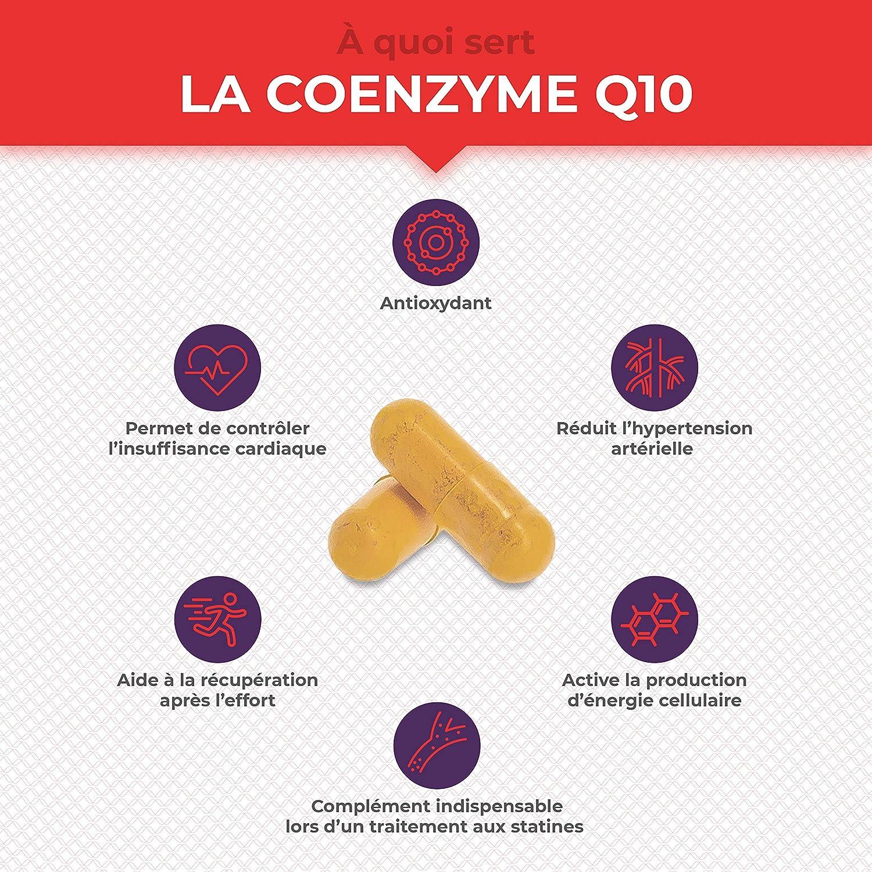 Coenzyme Q10, traitement anti oxydant et insuffisance cardiaque