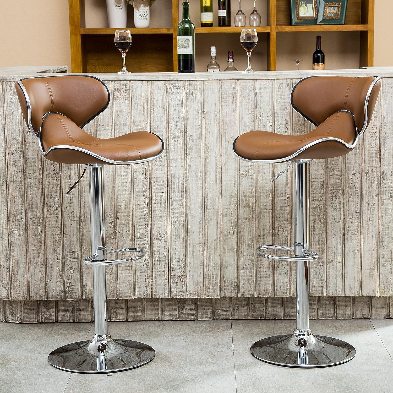 Roundhill Furniture Masaccio Barstool