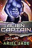 Alien Captain: A Sci Fi Romance (Psy-Brothers)