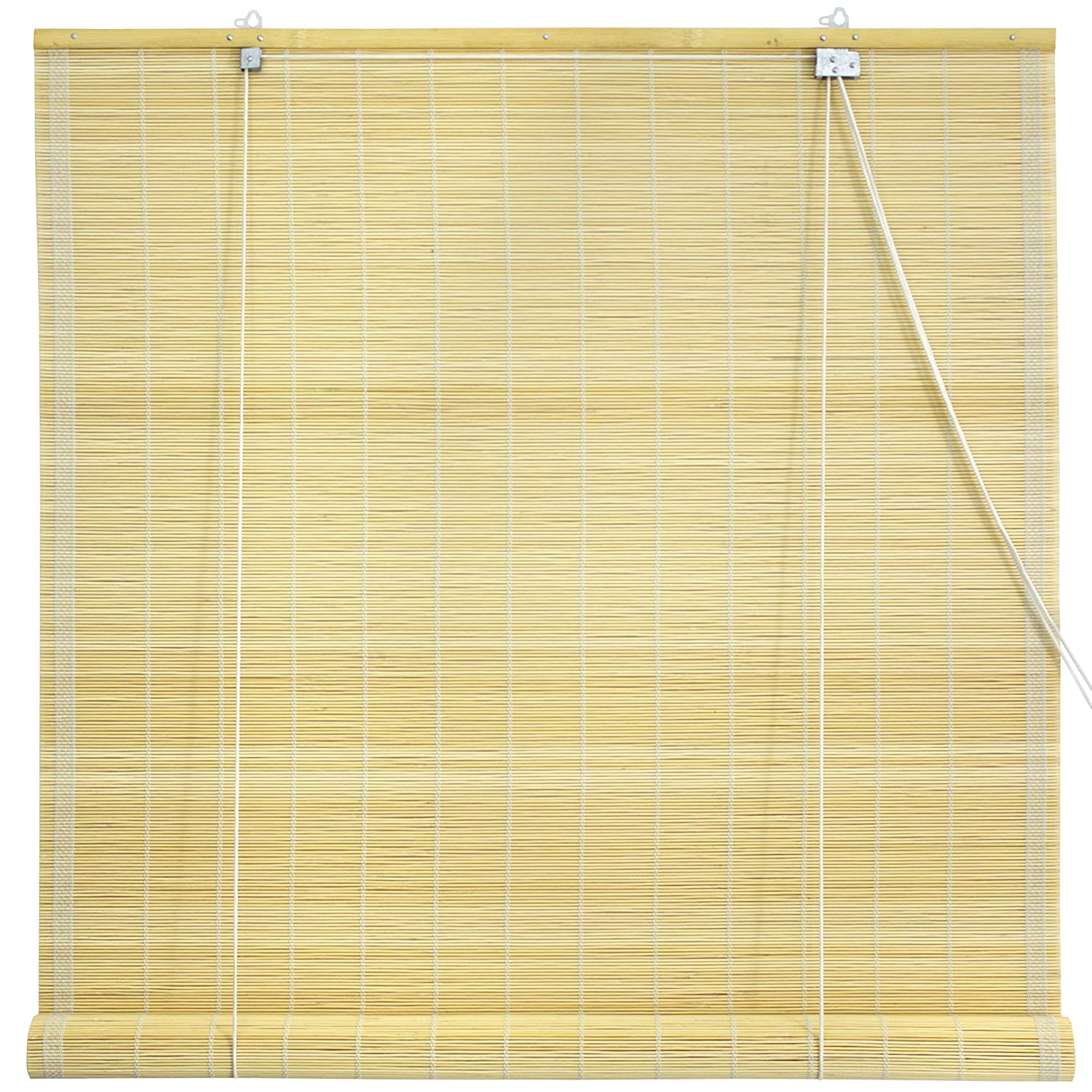 outdoor ideas blue up best home bamboo decor blinds roll